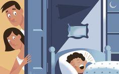 Los niños también pueden padecer apnea del sueño, el artículo habla de la relación entre hiperactividad y atención en la escuela que a menudo se pueden confundir con desorden de déficit de atención e hiperactividad, por lo que podrían recibir un estimulante que sólo empeoraría las cosas. #apneadelsueño