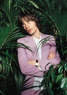 Mick Jagger, Paris 1971, by Jean-Marie Périer