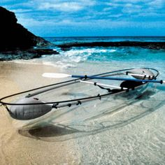 Glass boat - so you can see the ocean floor, SO COOL!..