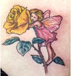 10 Fascinating Fairy Tattoo Designs