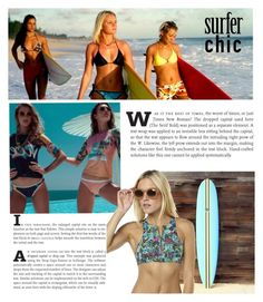 """""""Surfer Chic"""" by patricia-dimmick on Polyvore"""