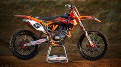 Motocross KTM Bike HD Wallpapers 9