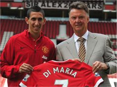 Will Angel Di Maria Prove he is a True Red Devil? Old Trafford, Sports Betting, True Red, Uefa Champions League, Best Player, Manchester United, Polo Ralph Lauren, Soccer, Football