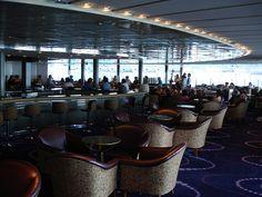 Interior of Celebrity Cruise Ship Century