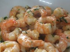 Buttery Dill and Lemon Shrimp recipe