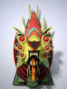AJ FOSIK http://www.widewalls.ch/artist/aj-fosik/ #contemporary #art #sculpture