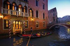 Hotel ai Reali, ein Boutiquehotel in Venedig