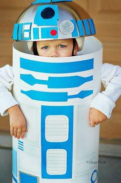 R2D2 costume idea