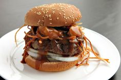 Galería: ¿Estás a dieta? Te traemos 14 fotos de hamburguesas celestiales para sobrellevar tu régimen | NotiNerd