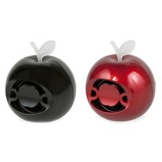 Mini Apple Media are so compact you can carry them in your purse, backpack or laptop bag. Mini Apple, Kitchen Decor Themes, Laptop Bag, Speakers, Apples, Indoor Outdoor, Back To School, Compact, Candle Holders