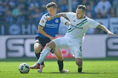 Nur 3:3 gegen Bundesligaabsteiger Hannover 96 - 25.138 Zuschauer auf der Alm +++  DSC verspielt wieder den Sieg