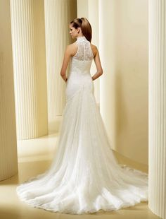 Beautiful In My Way: abiti da sposa primaverili