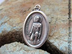 Saint Peregrine St. Peregrine St Peregrine Patron by BaptismGift