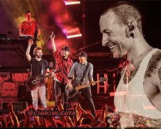 This photo makes a million words#linkinpark #linkinparkromania #linkinparkforever #chester #mike #mikeshinoda #ripchesterbennington #mikeshinodalive #mikeshinodapics #mikeshinodaisperfect #linkinparkrocks #linkinparkfan #chesterbennington