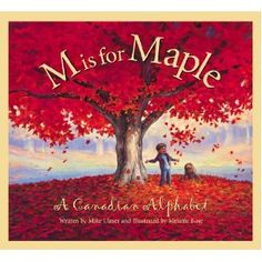 A great picture book that discusses many of the symbols of Canada. This can be used to cover learning outcomes from grade 1-3