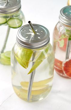 My Secret for Staying Hydrated- Pear-Ginger Water- BoulderLocavore.com