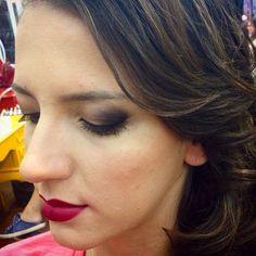 Make por Carol San Cristobal #make #beleza #beauty #circuspamplona