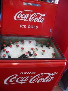 Coca-Cola Cooler by KB35, via Flickr
