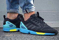 adidas Originals ZX Flux Commuter Pack Limited To Less Than 1,000 Pairs