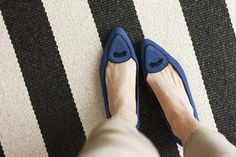 Check out our Laura Belgian Smoking Slippers on@20yrs. N-Counting Great list of Bits  in her recent post!