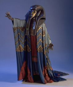 Jewelled Robe, Ra from Stargate