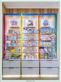 detalle zona infantil farmacia i+ marketing-jazz