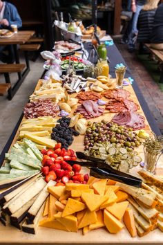 Restaurant Spotlight: Park 101 in Carlsbad - La Jolla Mom. Charcuterie and cheese display! San Diego Restaurants, Carlsbad Restaurants, Cheese Display, Charcuterie And Cheese Board, Game Day Appetizers, Delicious Restaurant, Grazing Tables, Food Platters, Food Hacks