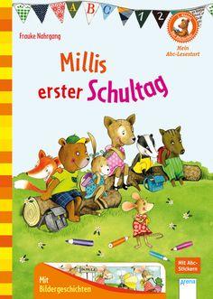 Millis erster Schultag   ARENA Verlag