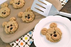 Oatmeal Bear Cookies Recipe | Cute Oatmeal Cookies