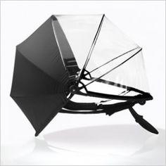 Nubrella, the futuristic umbrella