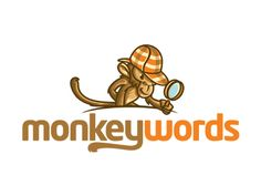 Monkeywords Logo by Alan Oronoz