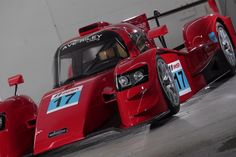 Motor'n   K-Hill Motorsports announces historic partnership with Ave-Riley to sell and support new LMP3