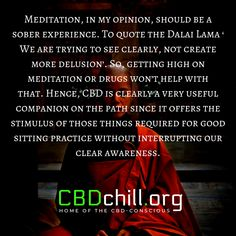 CBD Oil and Meditation - Everything You Need to Know Meditation Methods, Types Of Meditation, Meditation Practices, Vipassana Meditation, Sober, Drugs, The Cure, Medical, Medical Doctor