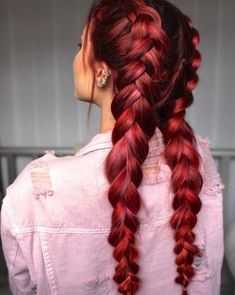 Beautiful Braids That Will Blow Your Mind Photos) - Insp.-Beautiful Braids That Will Blow Your Mind Photos) – Inspired Beauty - Shaved Side Hairstyles, Pretty Hairstyles, Braided Hairstyles, Summer Hairstyles, Hairstyles 2018, African Hairstyles, Hair Dye Colors, Cool Hair Color, Dyed Hair