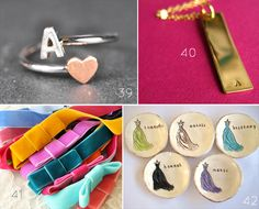 50 Must-Have Bridesmaid Gifts