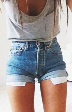 not sure about the shorts but love the shirt.
