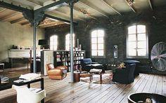 Decoración de casas y locales con estilo industrial
