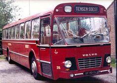 Volvo bus Tensen Soest 1972 Netherlands