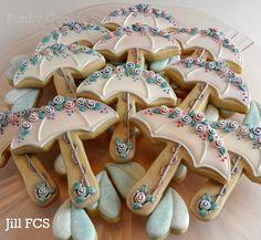 Jill FCS-- umbrella cookies