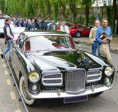 1958 Facel-Vega Excellence Sedan