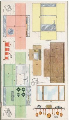 New doll house paper furniture 46 Ideas Paper Doll House, Paper Houses, Paper Furniture, Barbie Furniture, Modern Dollhouse, Diy Dollhouse, Miniature Furniture, Dollhouse Furniture, Casa Pop
