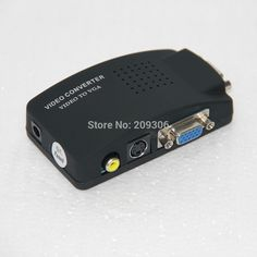 Charmvision CAV2V AV to VGA S-video to VGA Video converter CVBS convert video signal to add more joys for family video equipment Sale Only For US $17.48 on the link Tv Tuner Card, Family Video, Culture, Traditional, Personalized Items, Link
