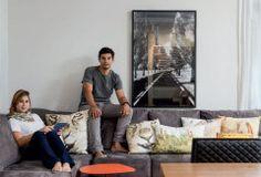 Apartamento de 58 m² aposta em peças versáteis.