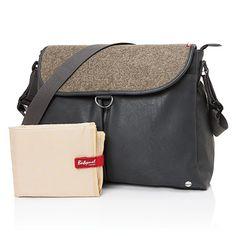 Babymel Ally Grey Changing Bag