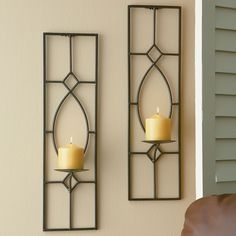 JcPenney Wall sconces
