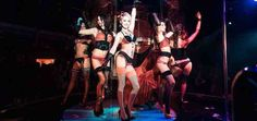 """Russian Girls: """"The Beast and the Beauties'' will feature 15 Moscow striptease dancers."""