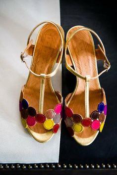 2cdc91bfc501 Die 22 besten Bilder von shoes   Flat sandals, Footwear und Germany