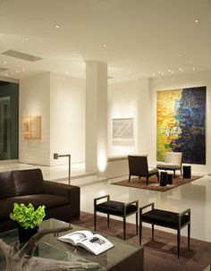 Beverly Hills - Magni Design - contemporary - Living Room - Los Angeles - Magni Inc