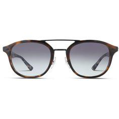 Ray-Ban 2183 Tortoise w Leopard ( 185) ❤ liked on Polyvore featuring  accessories, eyewear, sunglasses, tortoiseshell glasses, tortoise glasses,  ... 5ac1217f3068