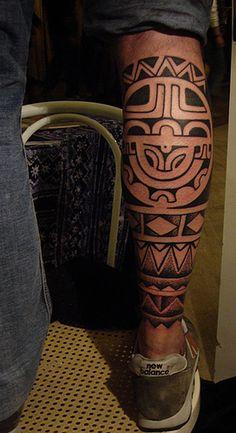 Tatuajes Tahitianos Fotos De Polinesios – Cuerpo Y Arte